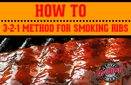 3-2-1 Method For Smoking Ribs
