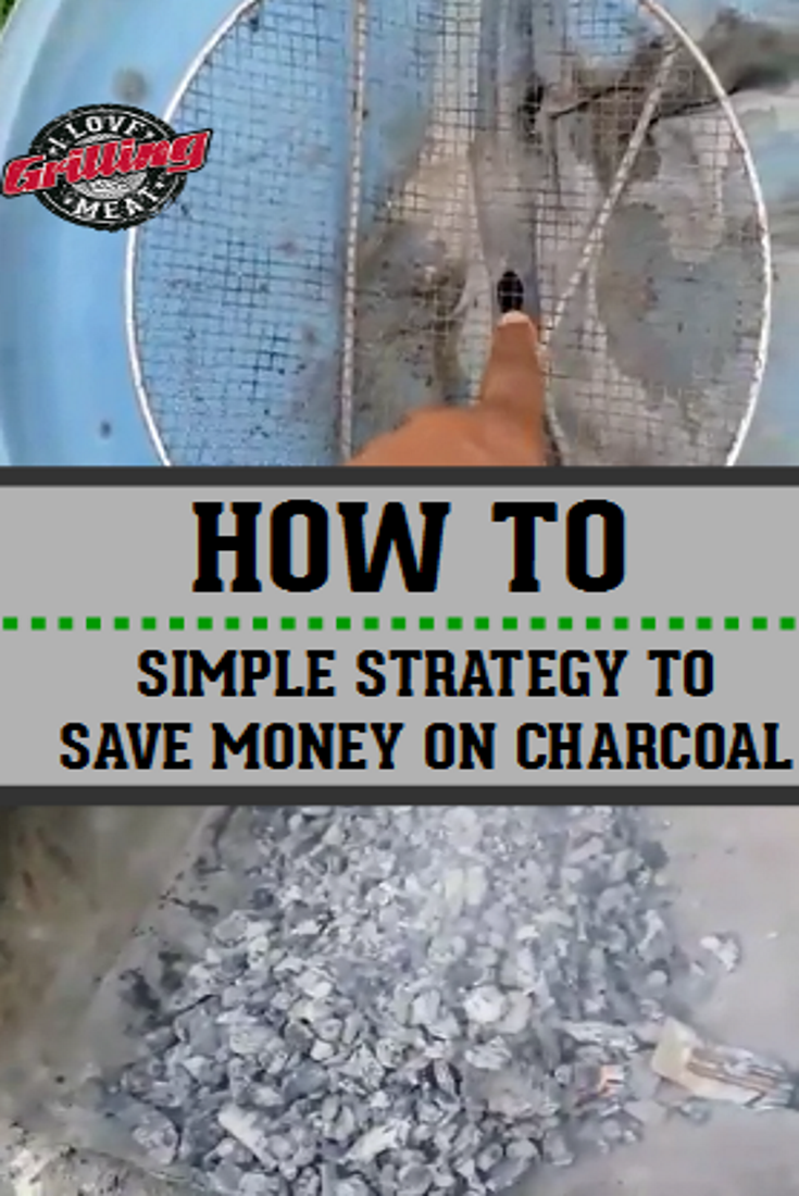 A Simple Strategy To Save Money On Charcoal