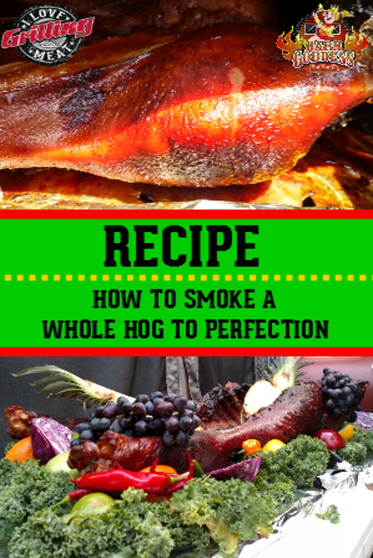 How To Smoke A Whole Hog To Perfection
