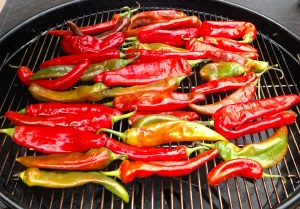 roasted peppers recipe 1