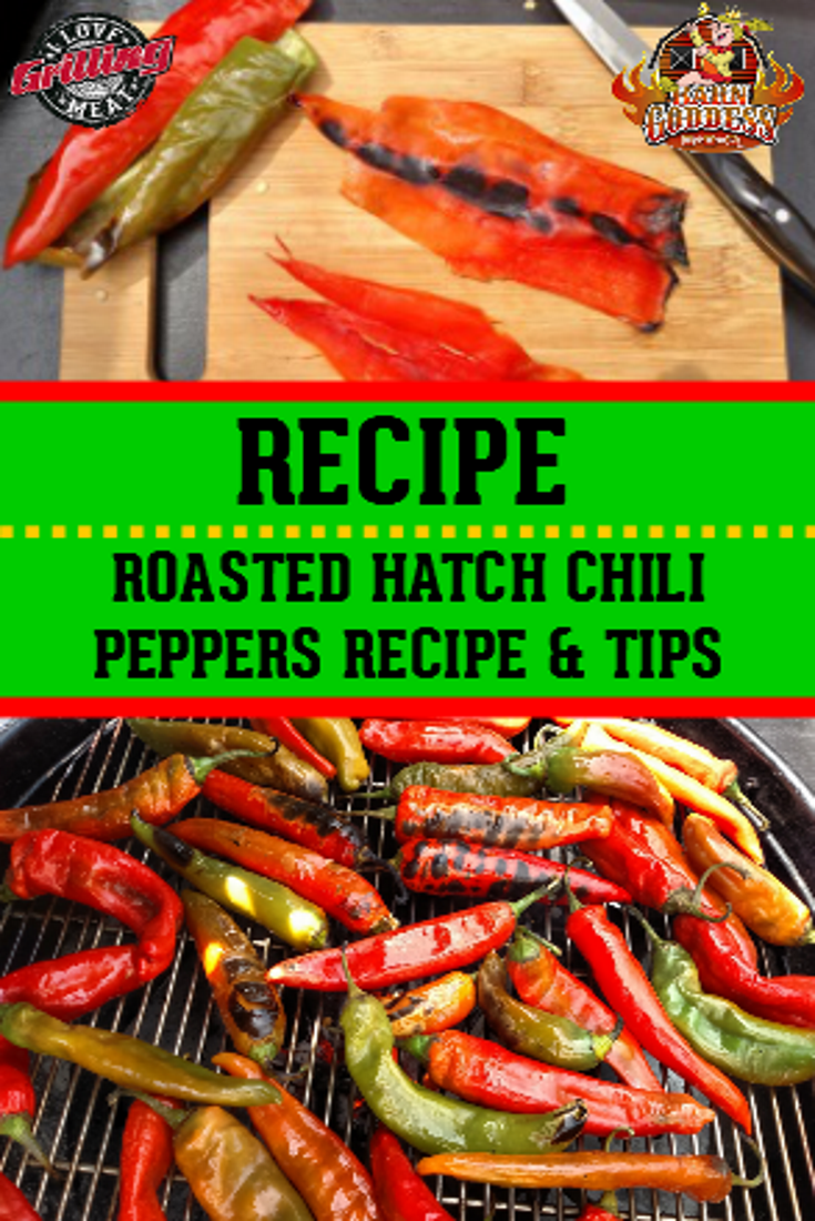 Roasted Peppers Recipe and Tips on Grilling These Fiery Morsels