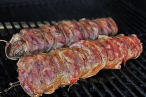 Prosciutto Wrapped Grilled Pork Tenderloin6 smaller