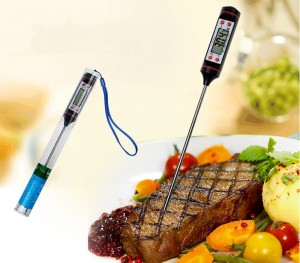 meat probe thermometer pen style