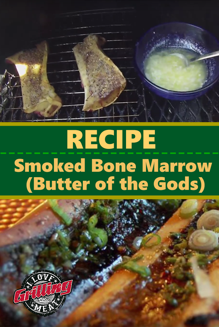 Smoked Bone Marrow Recipe (Butter of the Gods)