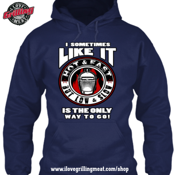 hoodie Hot And Fast