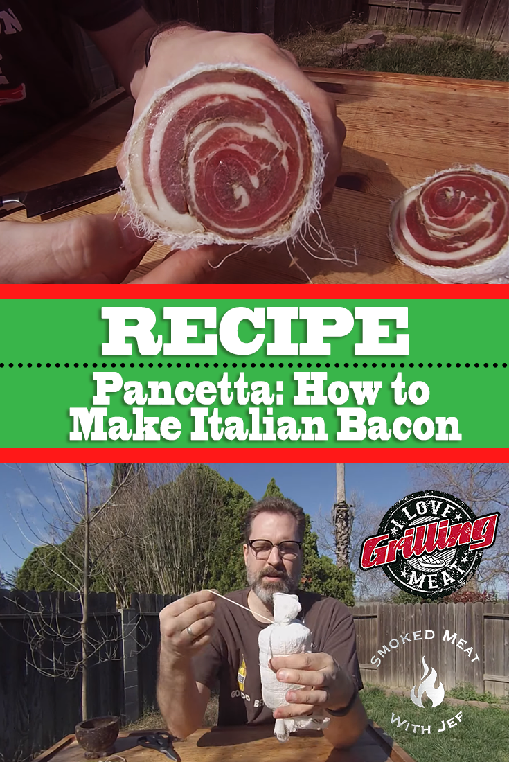 Pancetta Recipe: How to Make Italian Bacon