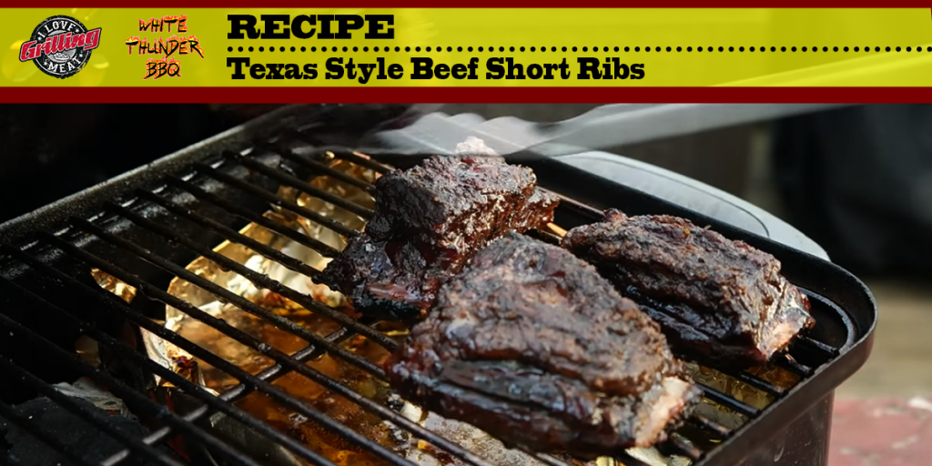 Texas Style Beef Short Ribs Recipe FB