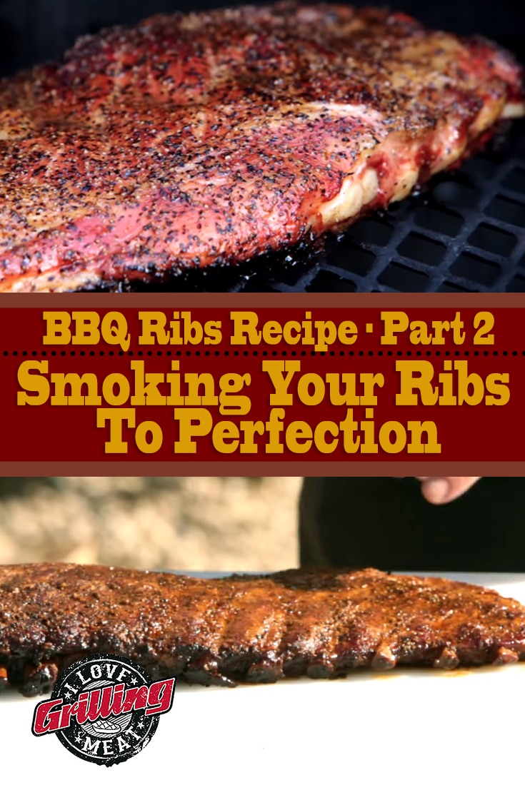 BBQ Ribs Recipe Part 2: Smoking Your Ribs To Perfection