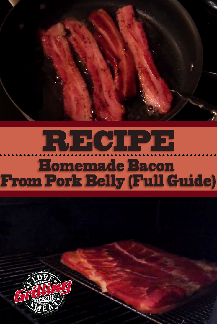 Homemade Bacon From Pork Belly (Full Guide)