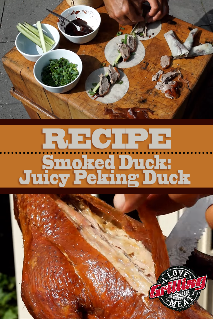 Smoked Duck: Juicy Peking Duck Recipe