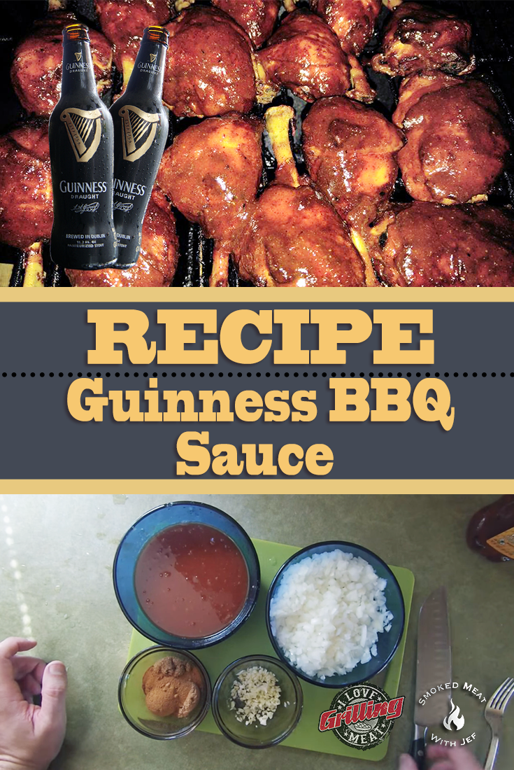 Guinness BBQ Sauce Recipe