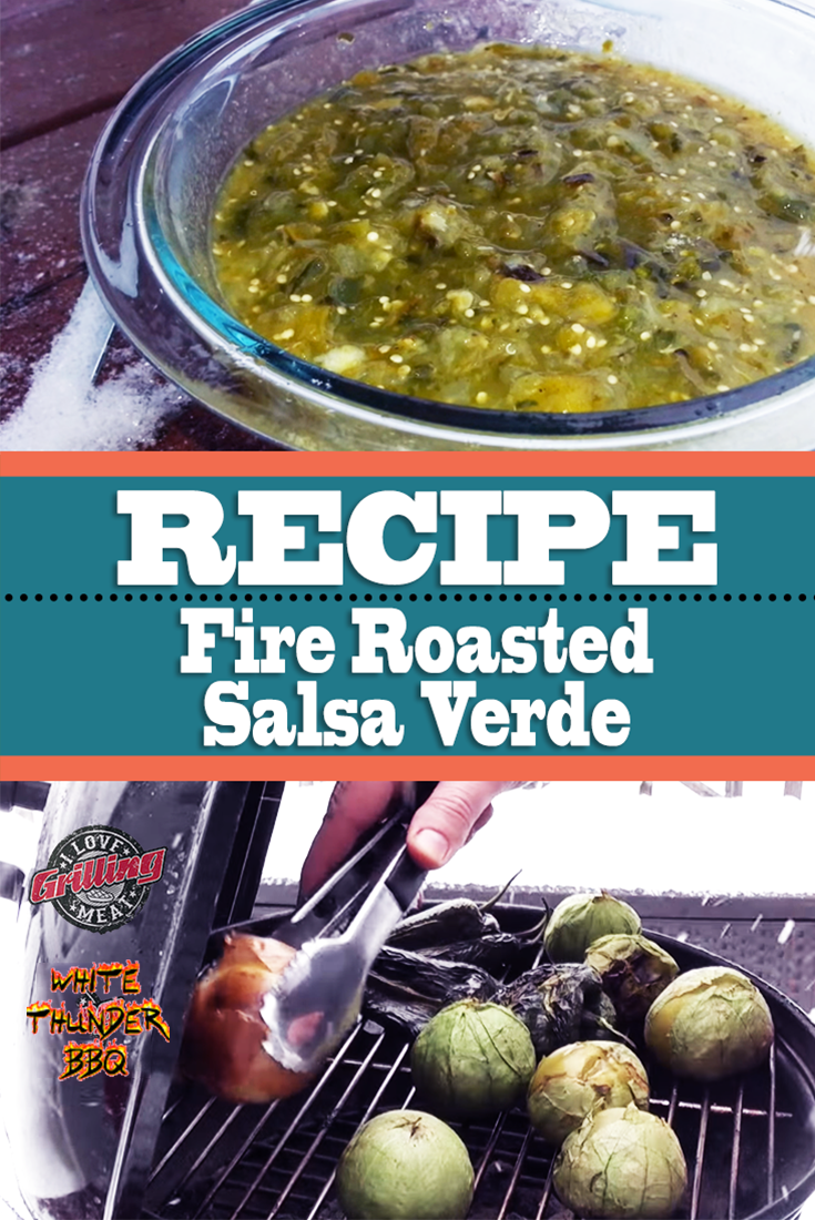 Fire Roasted Salsa Verde Recipe