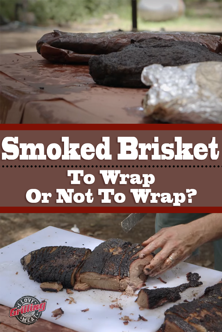 Smoked Brisket: To Wrap Or Not To Wrap?