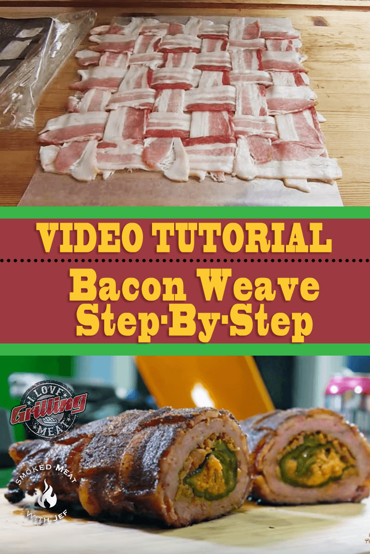 Bacon Weave Step-By-Step Video Tutorial
