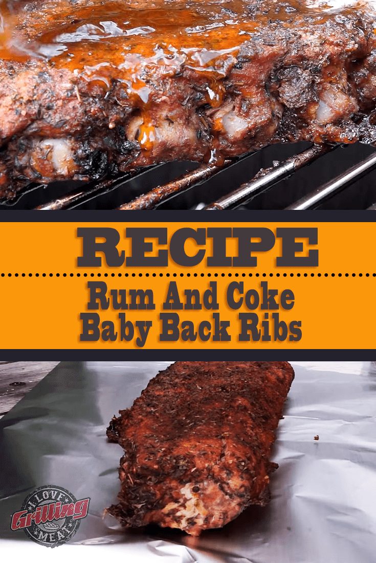 Rum And Coke Baby Back Ribs Recipe