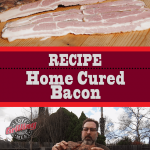 Simple Home Cured Bacon Recipe