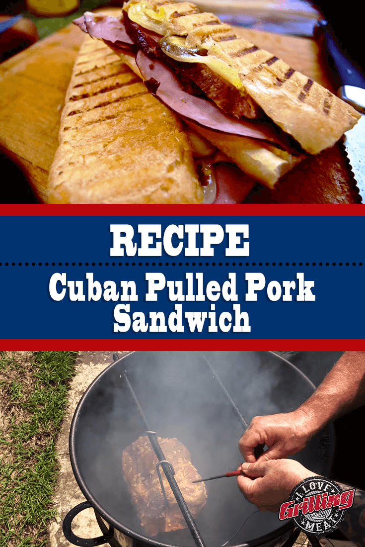 Classic Cuban Pulled Pork Sandwich Recipe