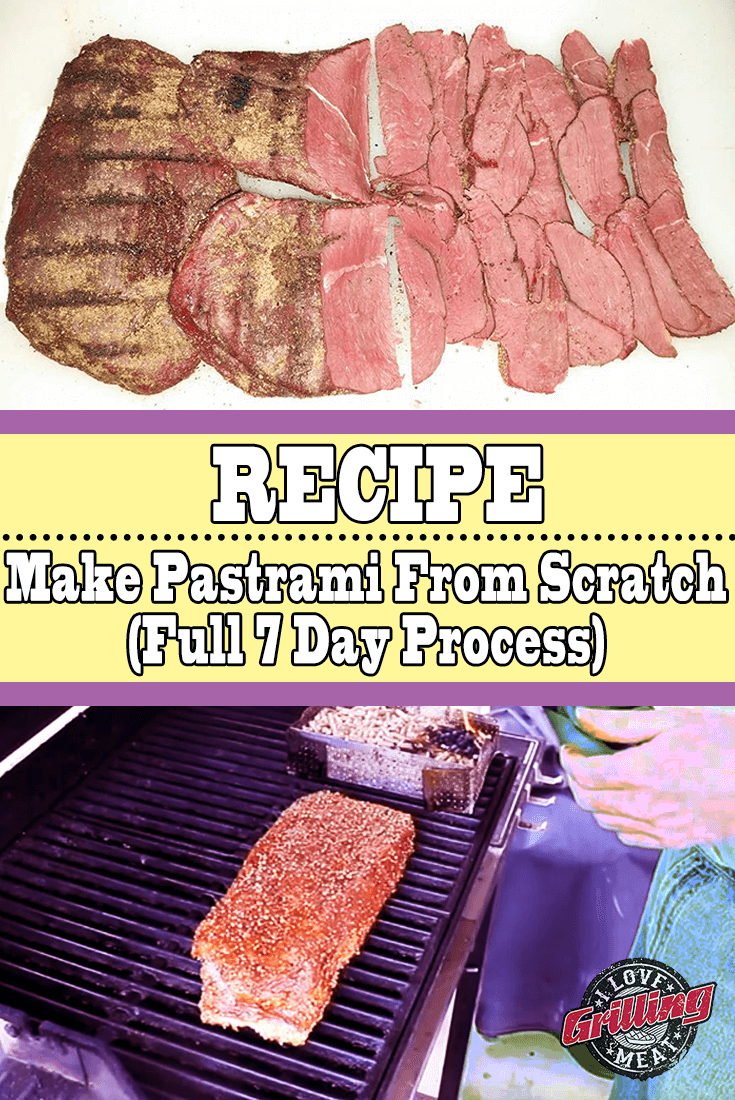 How To Make Pastrami From Scratch (Full 7 Day Process)