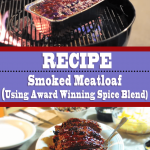 Smoked Meatloaf Recipe (Award Winning Spice Blend)