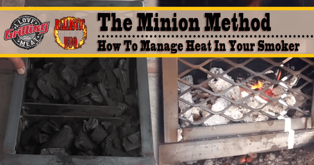 The Minion Method How To Manage Heat In Your Smoker 2_FB-1024x538
