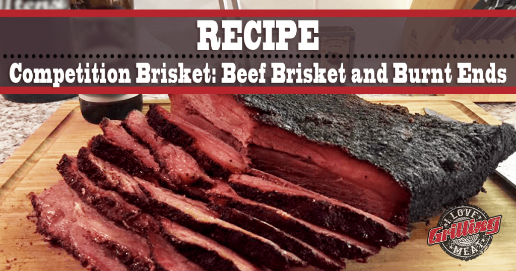 Competition Brisket Recipe: Beef
