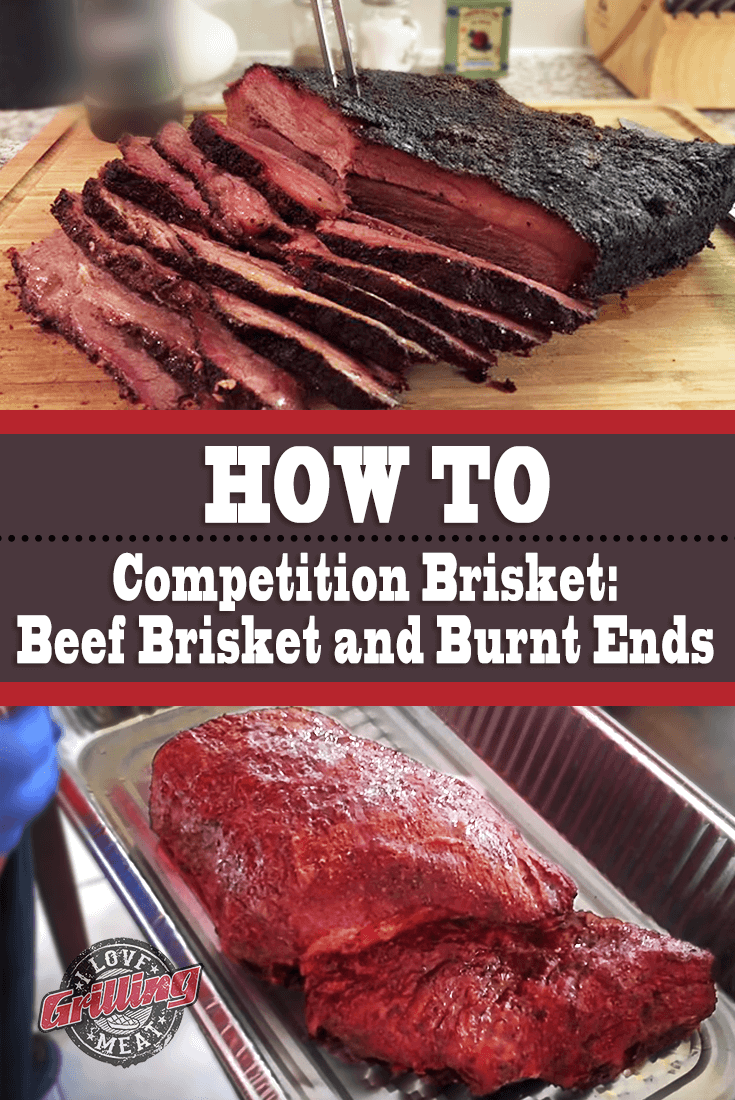 Competition Brisket Recipe: Beef Brisket and Burnt Ends