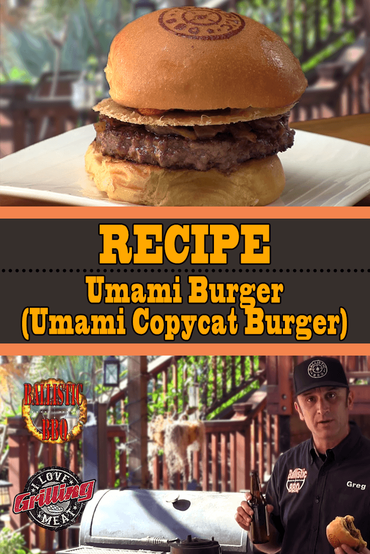 Umami Burger Recipe (Make Mouths Water Instantly)