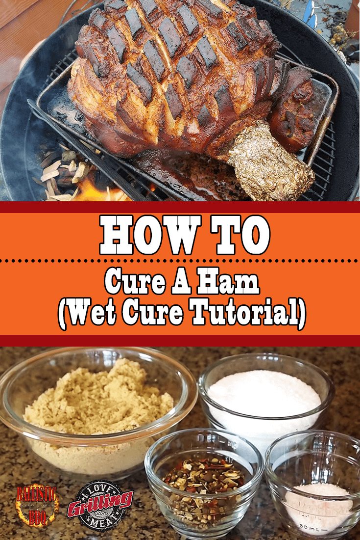 How To Cure A Ham (Wet Cure Tutorial)
