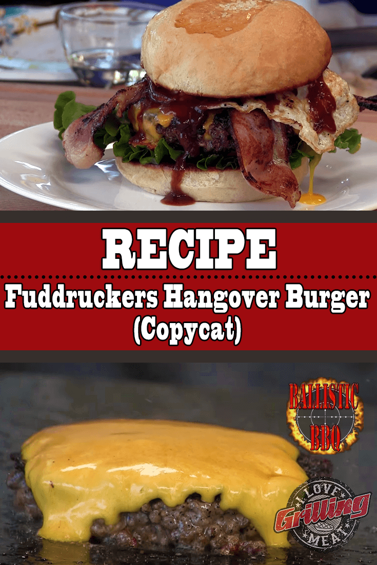 Fuddruckers Hangover Burger Recipe