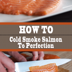 How To Cold Smoke Salmon To Perfection