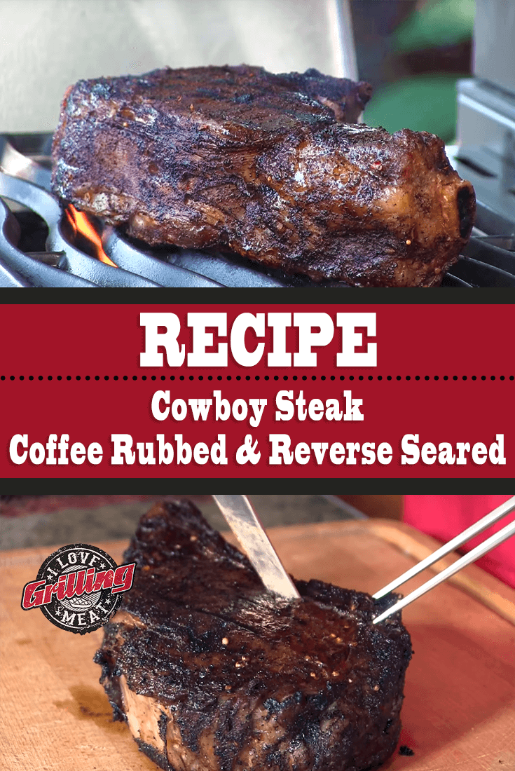 Coffee Rubbed Steak Recipe