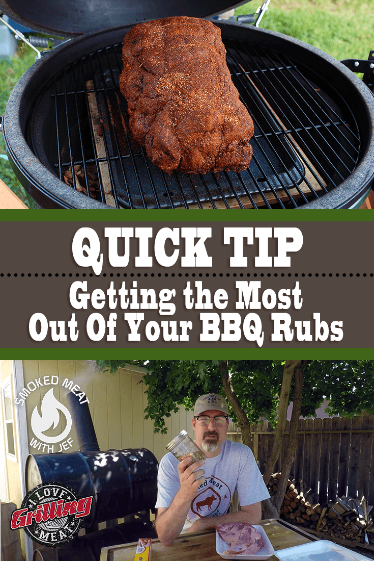 Getting the Most Out Of Your BBQ Rubs
