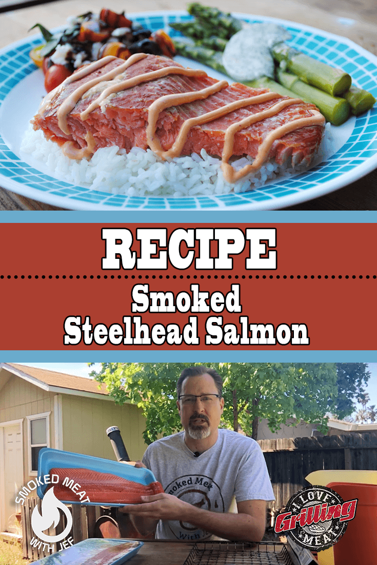 Smoked Steelhead Salmon Recipe
