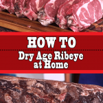 How To Dry Age Ribeye at Home