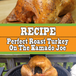 Perfect Roast Turkey Recipe On The Kamado Joe