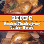 Smoked Thanksgiving Turkey Recipe