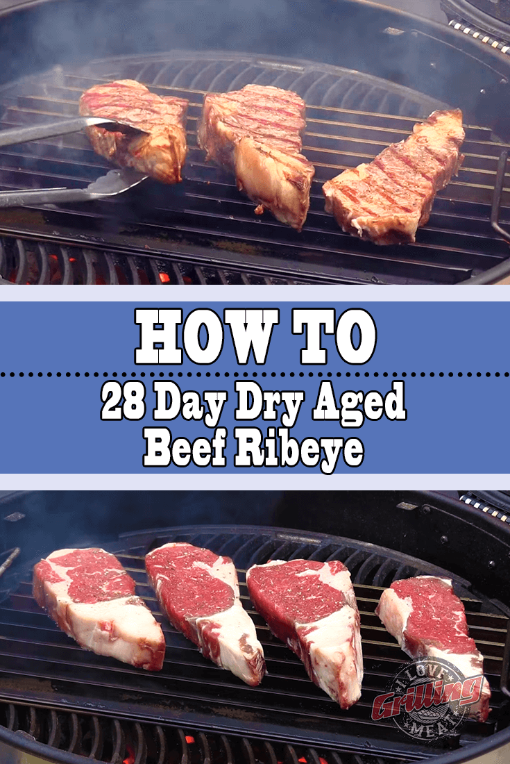 28 Day Dry Aging Beef Guide (Ribeye)