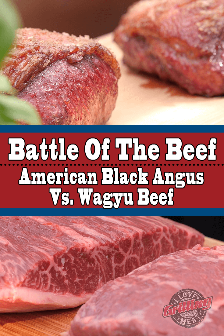 American Black Angus vs Wagyu Beef (Battle of the Beef)