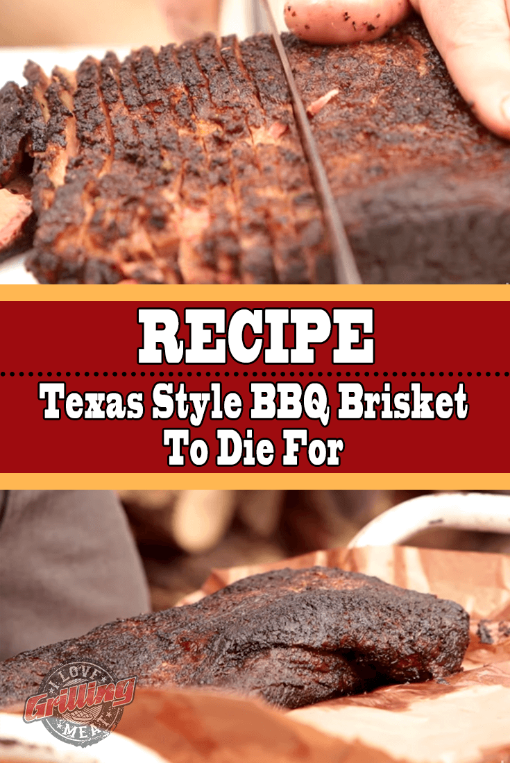 BBQ Brisket Recipe To Die For (Texas Style Brisket)