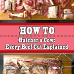 How To Butcher a Cow (Every Cut of Beef Explained)