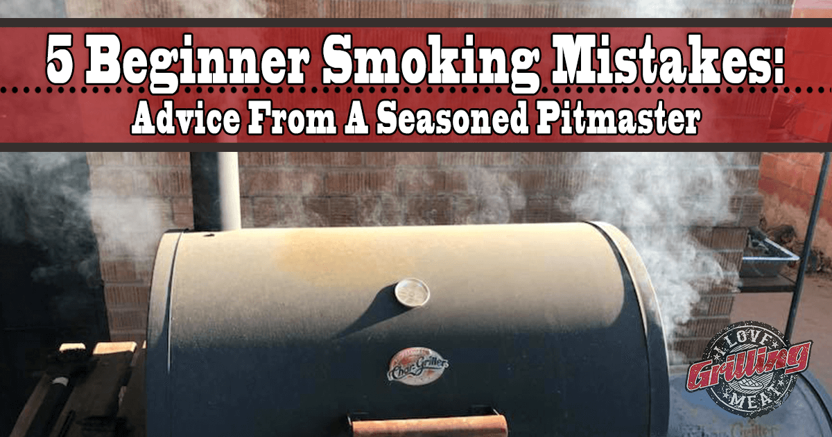 5 Beginner Smoking Mistakes