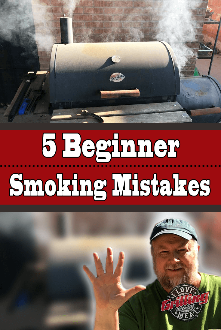 Top 5 Beginner Smoking Mistakes (Advice From A Seasoned Pitmaster)