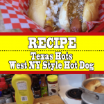 Texas Hots Sauce (West NY Style Hot Dog)