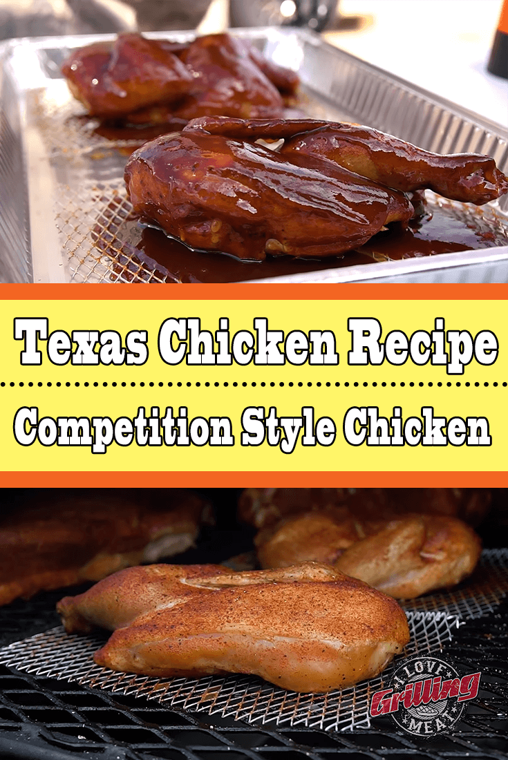 Texas Smoked Chicken Recipe (Competition Style)