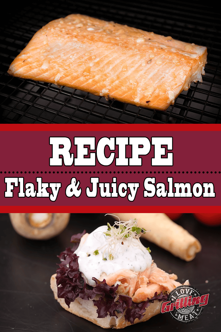 Juicy Salmon Recipe On The Grill