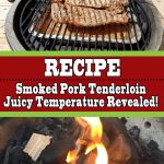 Smoked Pork Tenderloin Juicy Temperature Revealed