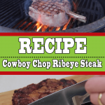 Cowboy Chop Ribeye Steak Recipe