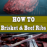 Easiest Way To Smoke A Brisket (Hot and Fast)