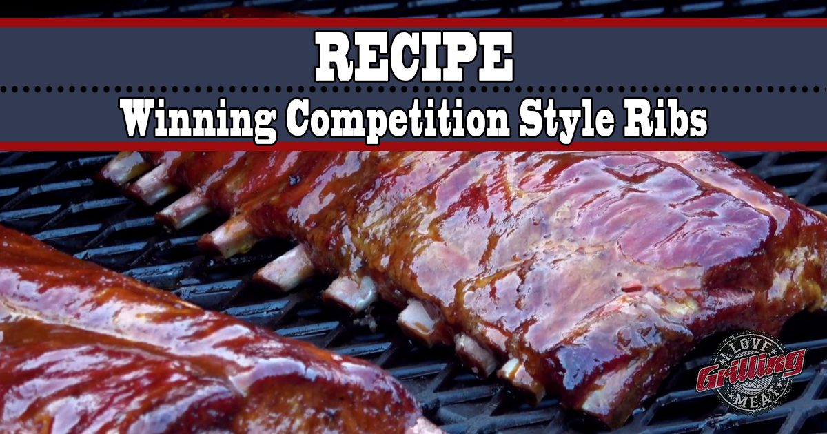 Winning Competition Style Ribs on Offset Smoker