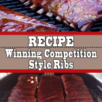 Winning Competition Style Ribs On The BGE